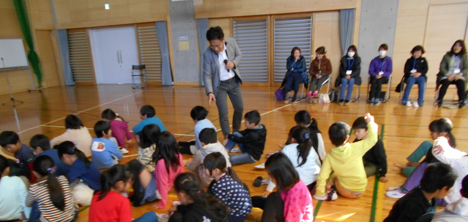 2017年12月6日 あしづかみ教室